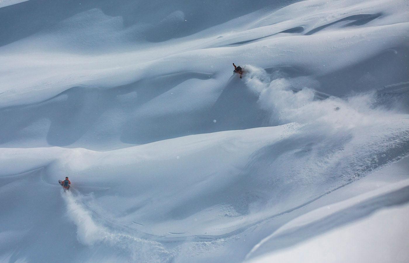 snowboardschool st anton arlberg black sheep snowboarding